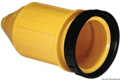 Marinco 4-wire triophase socket AISI 316 - Artnr: 14.487.09 20
