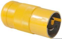Marinco 4-wire triophase socket AISI 316 - Artnr: 14.487.09 18