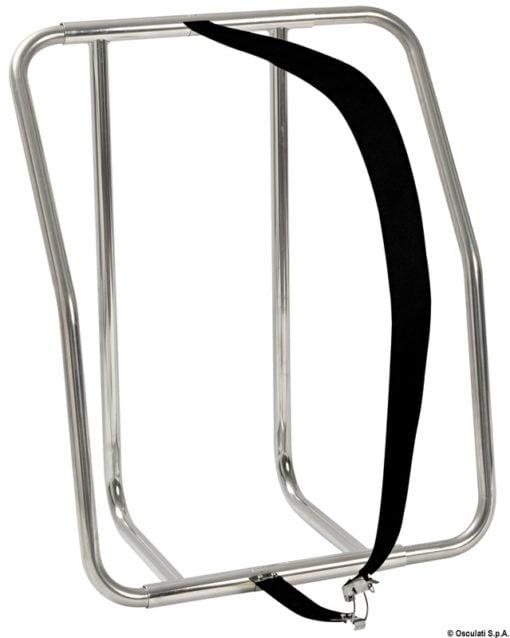 Vertical liferaft holder - Artnr: 22.700.01 3