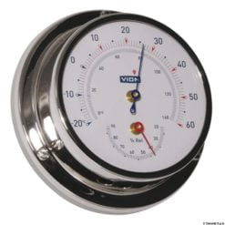 Vion A80 MIC CHR quartz clock radio sector silence - Artnr: 28.903.81 6