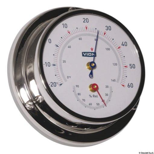 Vion A80 MIC CHR quartz clock radio sector silence - Artnr: 28.903.81 4