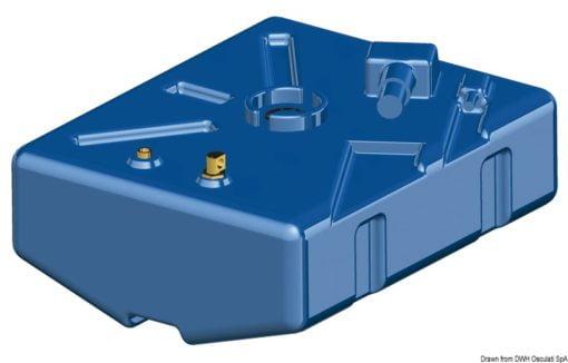 Tank 239 l. - Artnr: 52.035.04 8