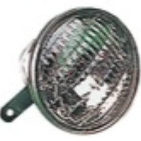 Schijnwerpers voor verlichting van stuurhuis, brug en zaling