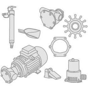 16 - Bilgepompen, impellerpompen, autoclaven