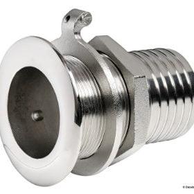 Fittingen en koppelingen; huiddoorvoeren en ventielen van 316 RVS