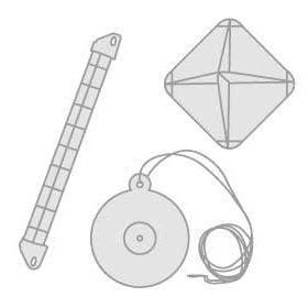 32 - Radarreflectoren, EHBO-koffers