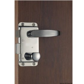 AISI 316 stainless steel free-standing locks