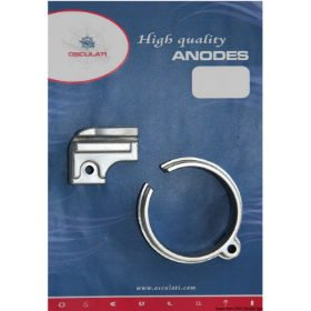 Anodes for TOHATSU - NISSAN engines
