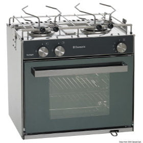SMEV Cookers with hobs/grill