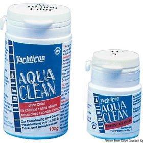 Toebehoren en schoonmaakproducten voor waterreservoirs