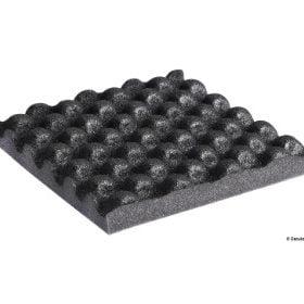 Geluidabsorberende, geluidisolerende en warmte-isolerende materialen