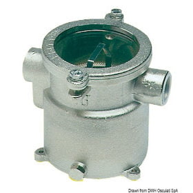 Waterfilters motor